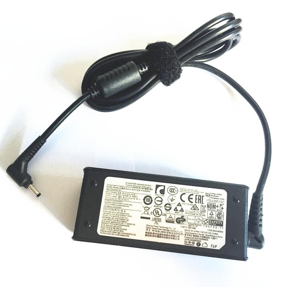 40W 19V 2.1A AC Power thích ứng cho Samsung ATIV cuốn sách 9 NP900X5L NP900X5L-k02us