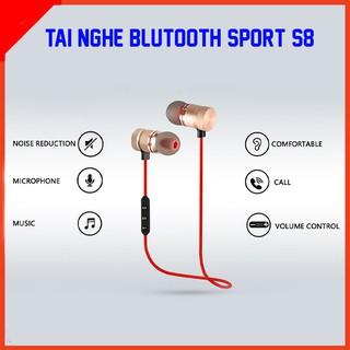 Tai nghe bluetooth sport s8 âm thanh chất lượng, nhỏ gọn – Phukien29
