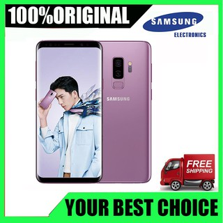 With Gift Original Samsung Galaxy S9 Plus S9+ 6 2