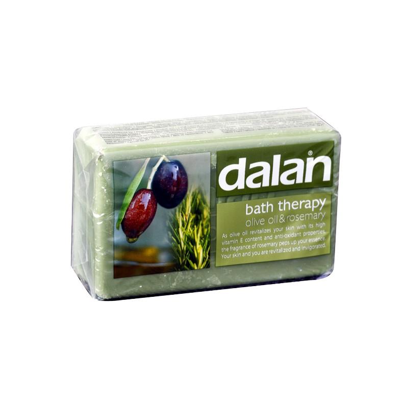 Xà phòng tắm trị liệu từ dầu Olive DALAN BATH THERAPY OLIVE OIL & ROSEMARY 175g - 2959609 , 119638253 , 322_119638253 , 109000 , Xa-phong-tam-tri-lieu-tu-dau-Olive-DALAN-BATH-THERAPY-OLIVE-OIL-ROSEMARY-175g-322_119638253 , shopee.vn , Xà phòng tắm trị liệu từ dầu Olive DALAN BATH THERAPY OLIVE OIL & ROSEMARY 175g
