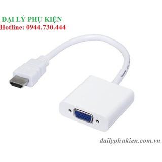 Cáp HDMI sang VGA giá rẻ