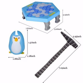 Đồ chơi Bẫy chim cánh cụt- _bán giá sốc
