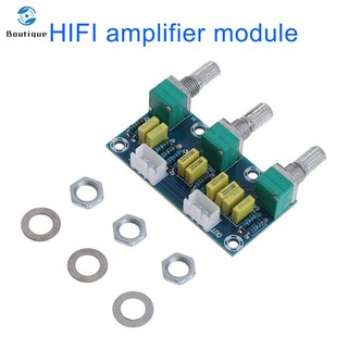 Bảng mạch chỉnh âm sắc thụ động HIFI