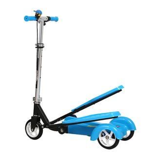 Xe trượt Scooter 3 bánh có bàn đạp tải trọng cao Broller BABY PLAZA LZ-011 thumbnail