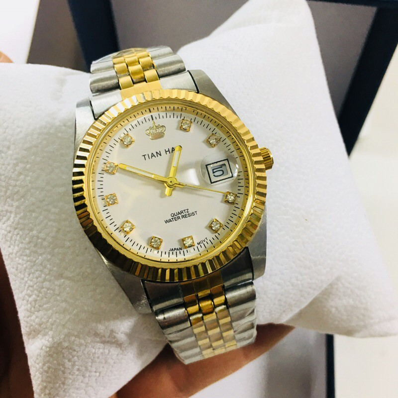 Đồng hồ nam 4088G chống xước chống nước