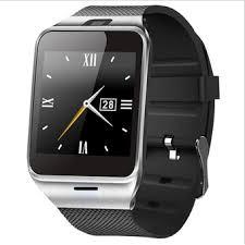 Đồng hồ thông minh Smartwatch GV18 gắn sim độc lập (Đen) -dc2278