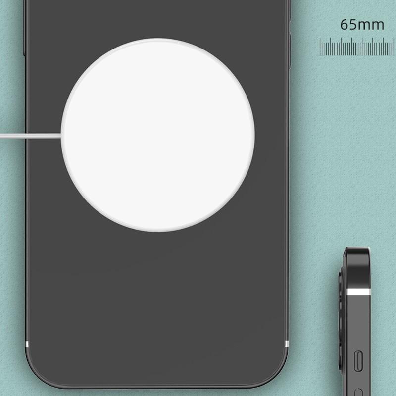 Bộ sạc không dây QC3.0 USB 15W chất lượng cao cho iphone 12 pro