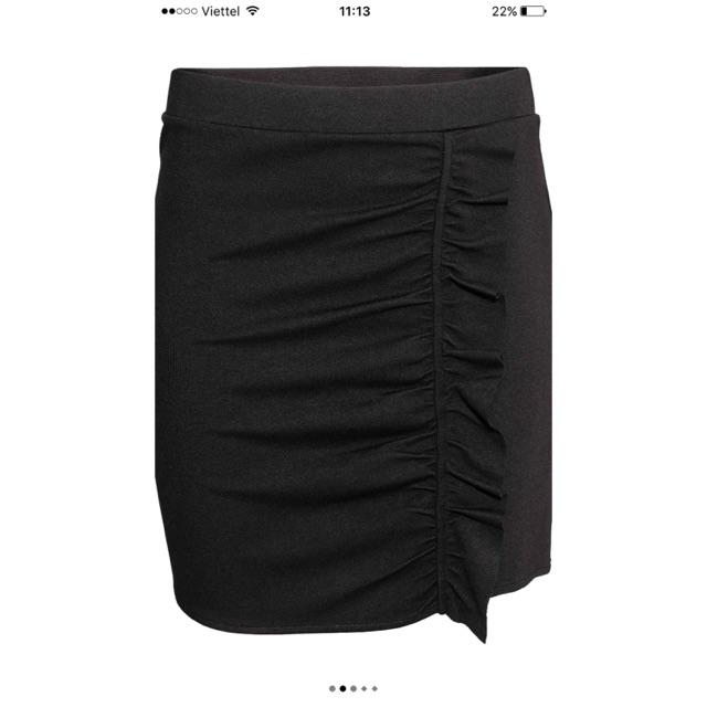 Chán váy Nữ Hm nhật