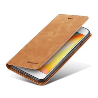 Ốp lưng da nắp gập in hình cho Iphone 6 6s 6sPlus 7 8 Plus X Xs Max Xr