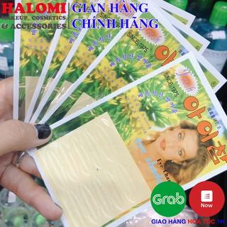 50 Cặp mí hoa cúc vàng tự dán không cần keo chính hãng chuyên dùng cho sụp mí thumbnail