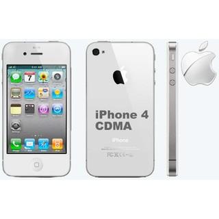 Điện thoại iphone 4 CDMA chính hãng tặng bộ phụ kiện sạc cáp