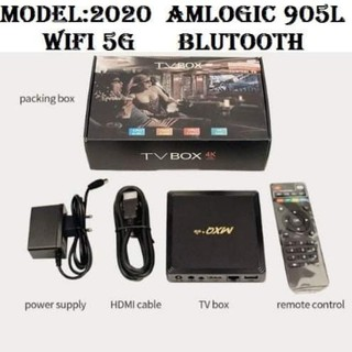 Android TV MXQ+5G AMLOGIC S905L Bluetooth