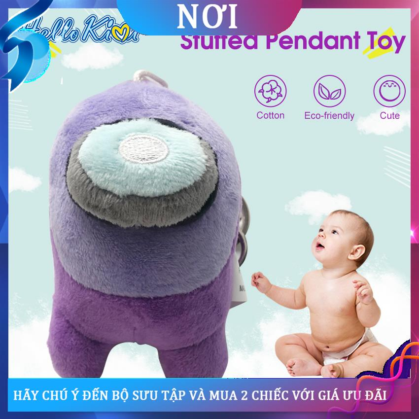 ▼✲▼[HelloKimi Stuffed Doll Plush Toys Cartoon Action Game Figures Doll Crewmate Plushie Toy Lovely Stuffed Cushion Pillo