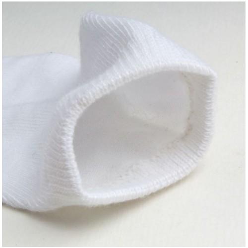 Tất Vớ Nam Nữ Cotton Trơn Cổ Ngắn, Vớ Tất Cổ Thấp Unisex Thấm Hút Mồ Hôi Cực Tốt