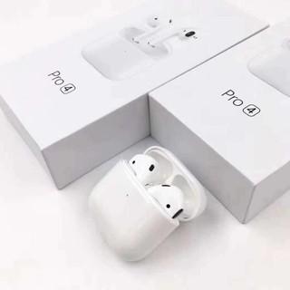 Tai nghe Air Pro 4 TWS 5.0 Bluetooth Định vị đổi tên Âm Thanh Stereo Cực Chuẩn BH 1 Đổi 1