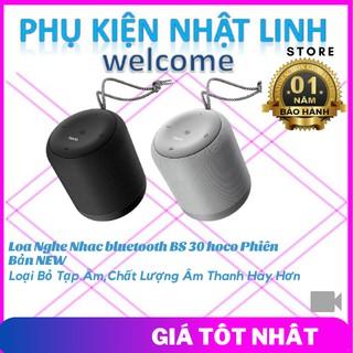 [Qùa Tặng Độc Đáo]Loa Nghe Nhạc Bluetooth Mini,BS30 Phiên Bản Nâng Cấp,Loại Bỏ Tạp Âm,Âm Thanh Hay Hơn Phụ kiện Nhật Lin