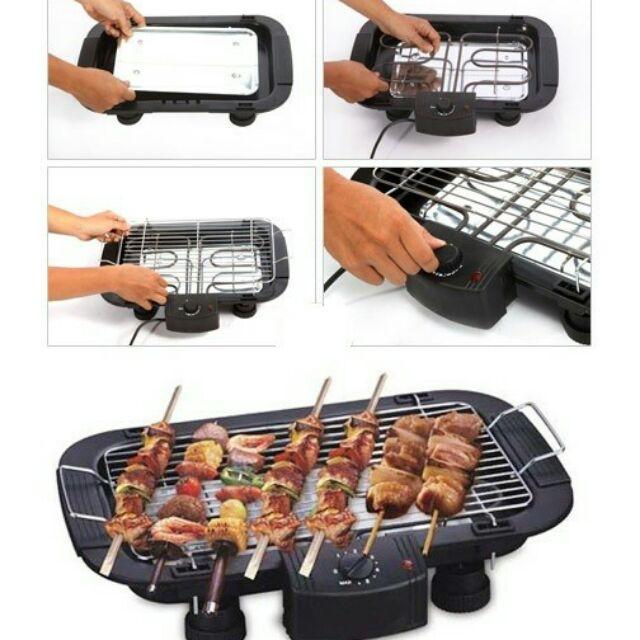 Combo 2 Bếp nướng điện không khói Electric Barbecue Grill. - 3095615 , 722121186 , 322_722121186 , 320000 , Combo-2-Bep-nuong-dien-khong-khoi-Electric-Barbecue-Grill.-322_722121186 , shopee.vn , Combo 2 Bếp nướng điện không khói Electric Barbecue Grill.