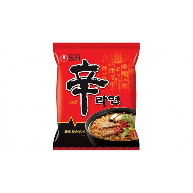 [Deal Giá Tốt] mì shin ramyun, mì cay Hàn Quốc