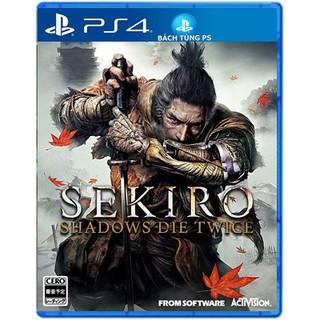 Đĩa Game PS4 Sekiro Shadow Die Twice thumbnail