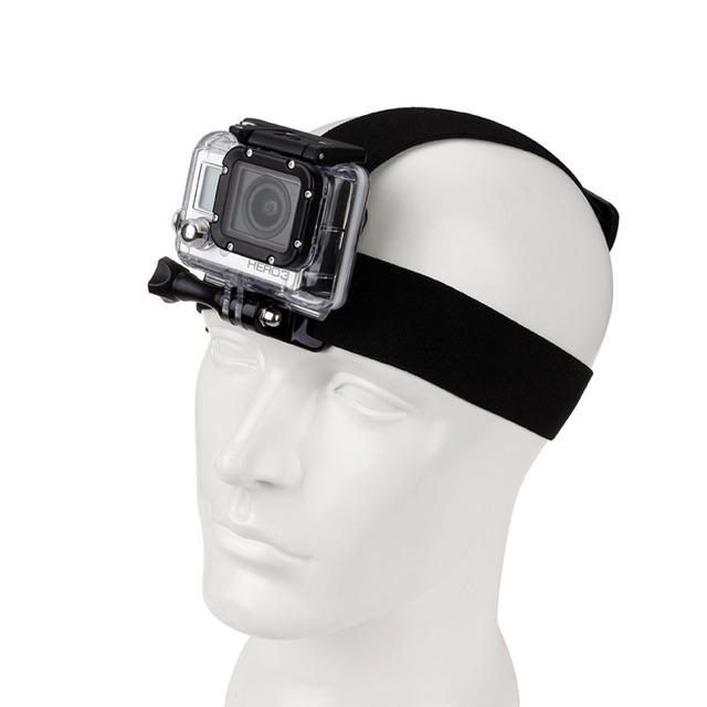 Dây đeo đầu cho camera hành trình Gopro/ Gitup/ SJcam/ Eken