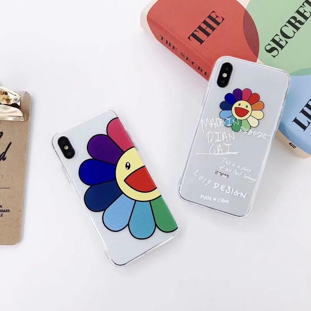 Ốp lưng iphone Hướng Dương 6 6S 6Plus 6S Plus 7 8 7Plus 8Plus X XSMax 11 ProMax XR - Xưởng Ốp Việt Nam M573
