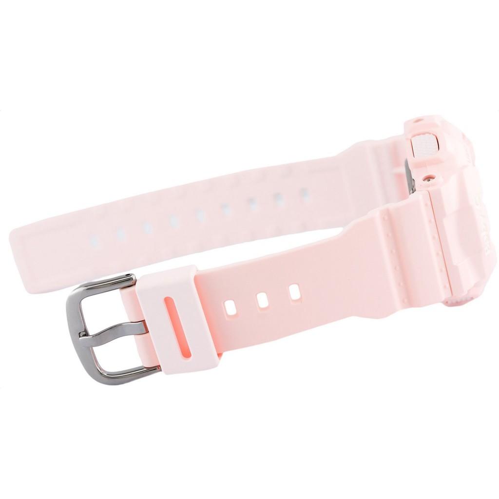 Đồng hồ nữ dây nhựa Casio Baby-G chính hãng Anh Khuê BA-110RG-4ADR