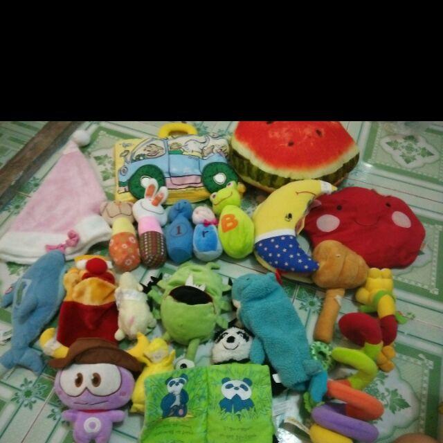 Sét đồ chơi của Phương Anh Nông
