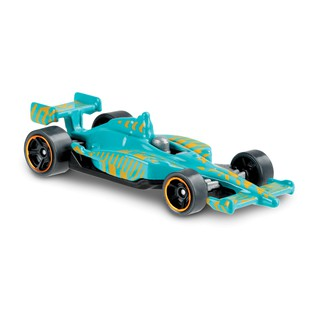 Xe mô hình Hot Wheels '11 IndyCar Oval Course Race Car GHD34