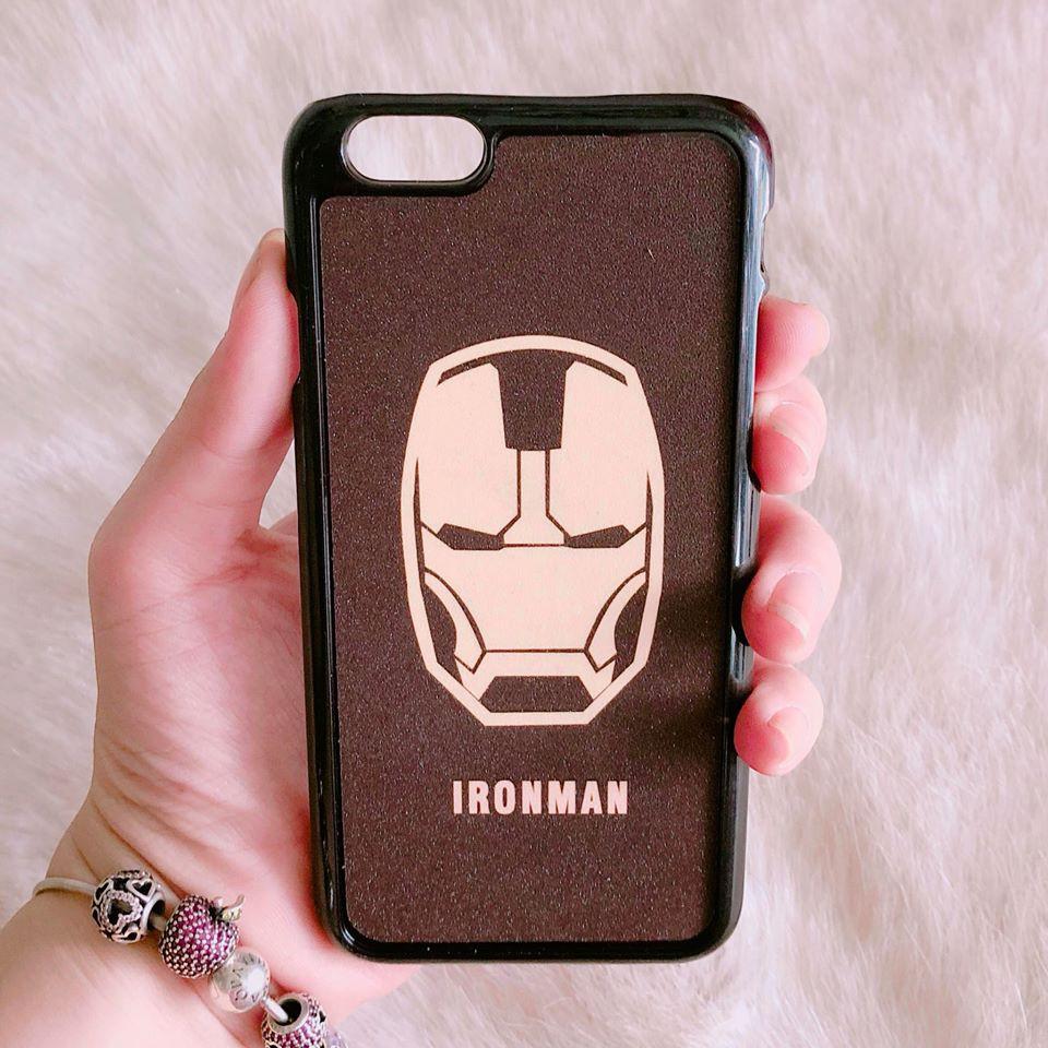 Ốp iPhone 6 / iPhone 6s Iron Man
