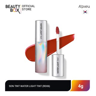 Son Tint A Pieu Water Light Tint 4g