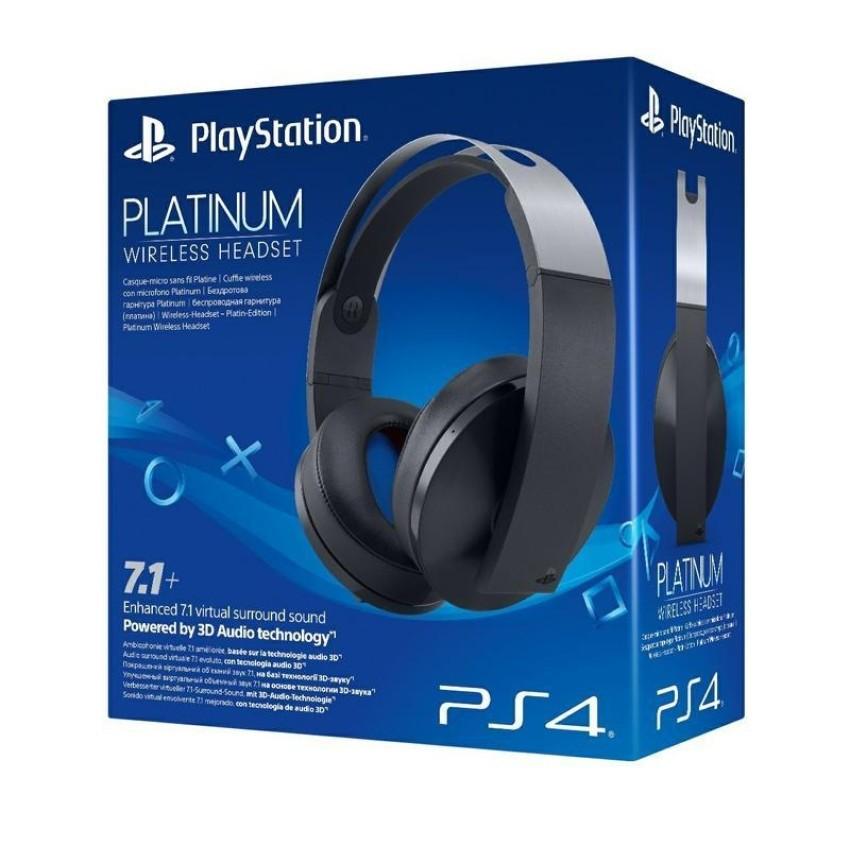Đĩa game Platinum Wireless Headset
