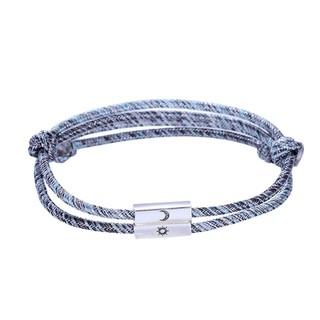 Lắc Tay Đôi Nam Nữ Handmade Trọn Đời Bên Người Tuyệt Đẹp LTD03 Bảo Ngọc Jewelry