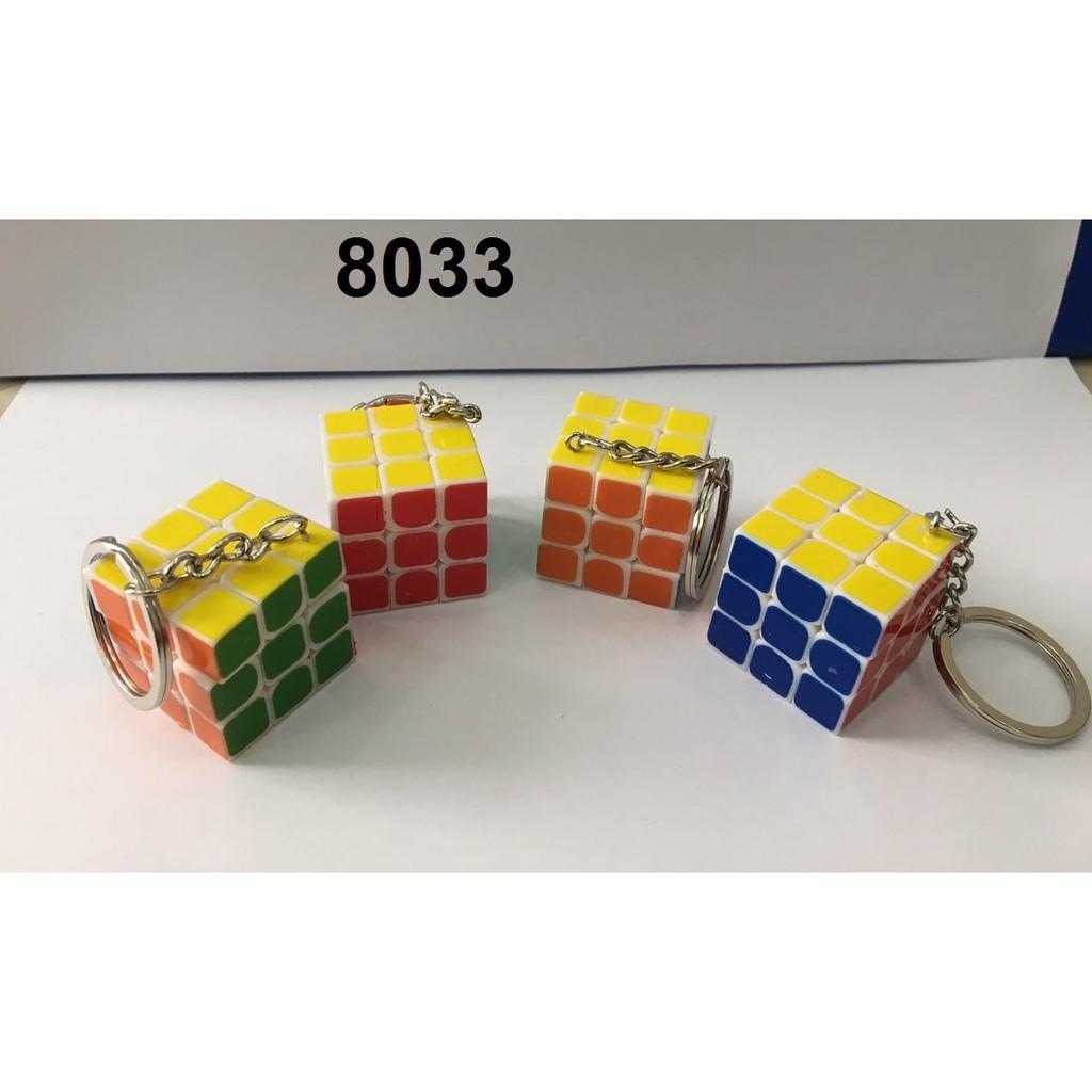 móc khóa Rubik 3x3 - VPP Halu