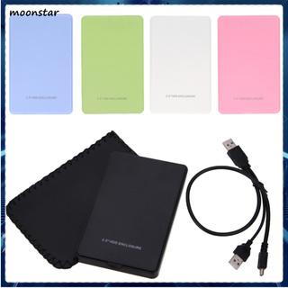 Vỏ Ổ Cứng Ngoài Ms Usb 2.5inch 2tb Sata Hdd Ssd Cho Pc Laptop