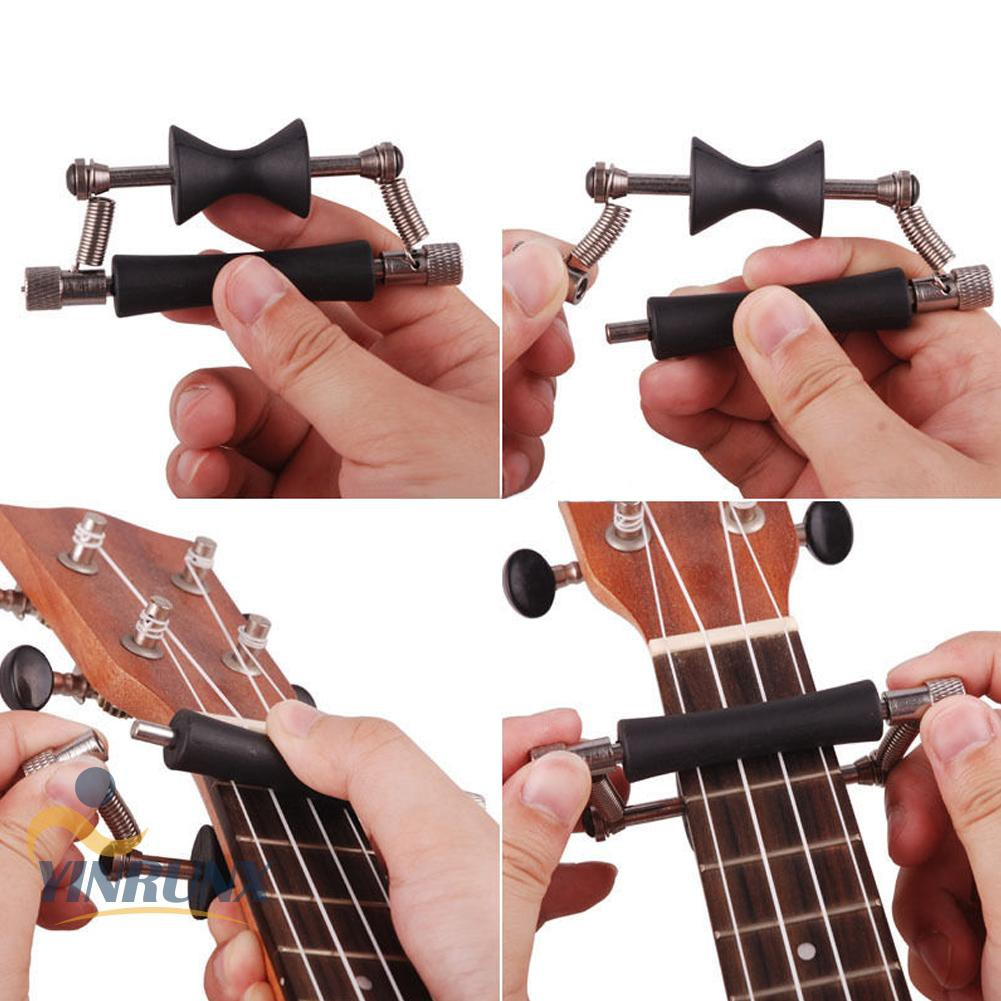 ♦♦Guitar Rolling Capo Glider Slides Easy Tunning Capo for 6-String Guitar♦♦
