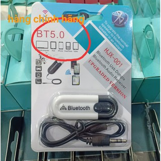 Usb Bluetooth Dongle 5.0 HJX -001 đúng chuẩn loại một kết nối siêu nhanh siêu xa