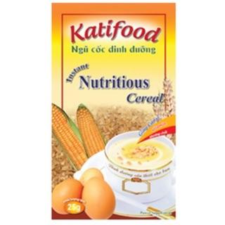 Ngũ Cốc Dinh Dưỡng uống liền Katifood 500g (20 gói) chính hãng
