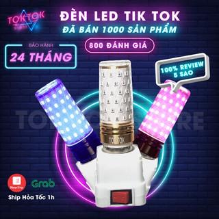 Yêu ThíchĐèn Led Tiktok nhiều màu TOK TOK đèn neon trang trí, quay video clip triệu views có đui cắm trực tiếp bảo hành 24 tháng.
