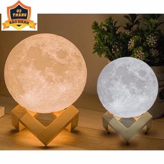 [ Hàng Chính Hãng ] Đèn Ngủ Mặt Trăng Siêu Đẹp size 10cm – 20 cm