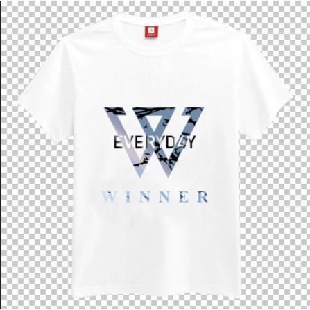 Áo thun nam nữ Kpop logo nhóm nhạc WINNER - EVERYDAY