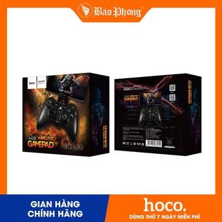 Tay cầm chơi game Bluetooth Gamepad HOCO Fly Dragon JOYROOM ZS149 - Fullbox nguyên seal mới 100%