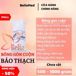 Bông Gòn y tế Bảo Thạch 500g 1kg thumbnail