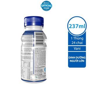 Hình ảnh Thùng 24 chai Sữa nước Ensure Gold Vigor Vani (HMB) 237ml/chai-2