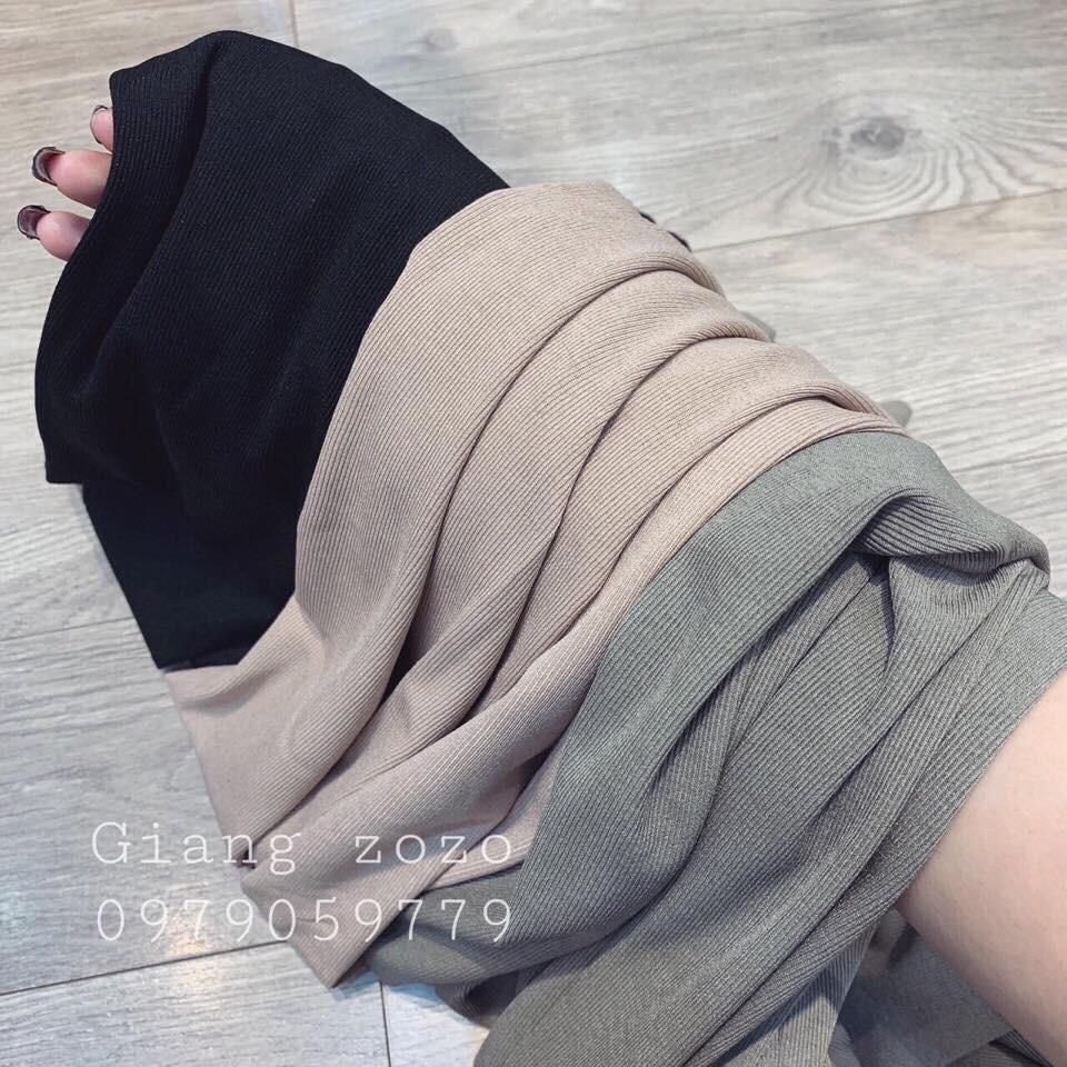 Quần ống rộng GÂN TĂM thời trang | WebRaoVat