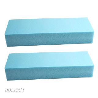 5pcs High Density Foam Slab 11.6*3.9*2″ for Building Model Landscape Diorama