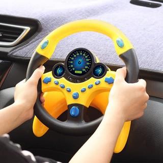 Tay Vô lăng ô tô quay 360 cho bé Yêu(#beyeu)