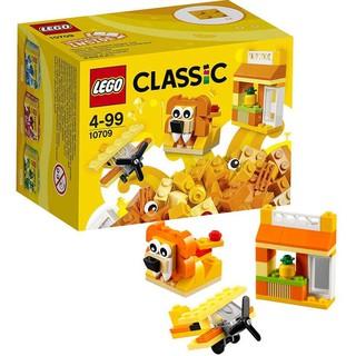 Lego Classic 10709 lắp ráp 3 trong 1 (60 mảnh ghép)