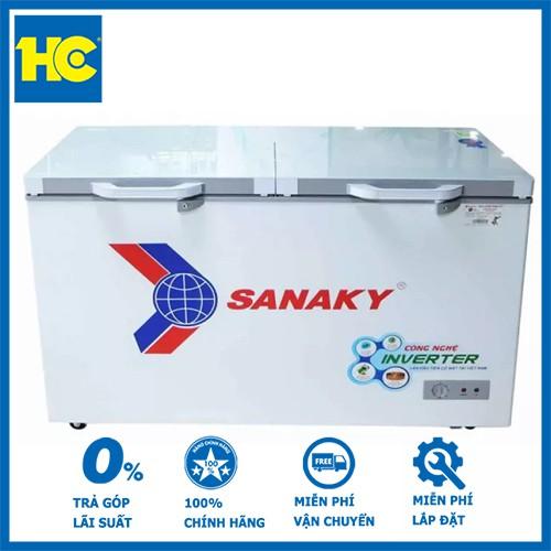 << Miễn Phí Giao Lắp tại Nhà>> Tủ đông Sanaky Inverter 280 lít VH4099W4KD