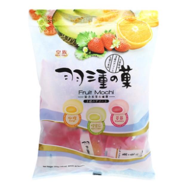 Bánh Mochi trái cây Royal Family 250g