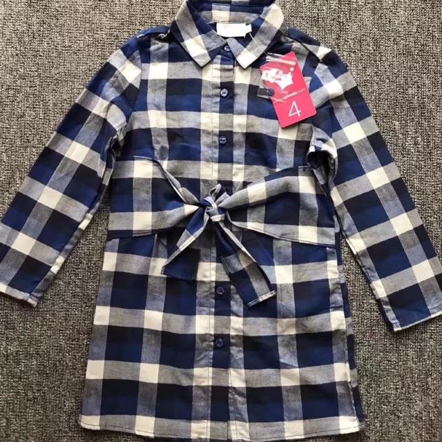 Combo 10 váy EPK size đại hoạ tiết sọc xanh